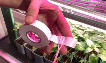 Как сделать быстро и дешево маркеры для посевов? Новый способ.