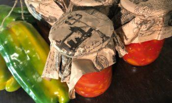 Надежный способ упаковки солений