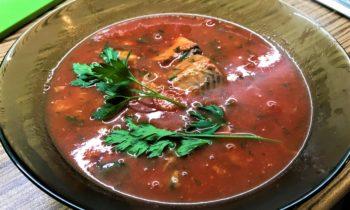 Вкуснейший томатный суп за 10 минут!